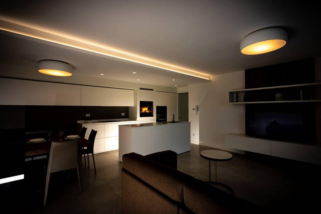 Aziende Arredamento Veneto.Arredamento Casa Su Misura Cucina Zona Living Camere Bagno
